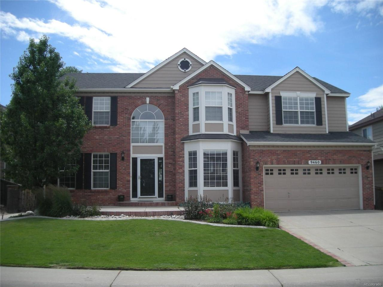 9460 Painted Canyon Circle, Highlands Ranch, CO 80129 (MLS #6346350) :: 8z Real Estate