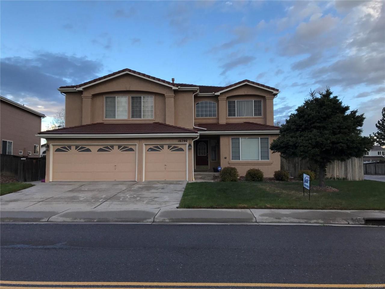 18790 E 43rd Avenue, Denver, CO 80249 (#6347408) :: Thrive Real Estate Group