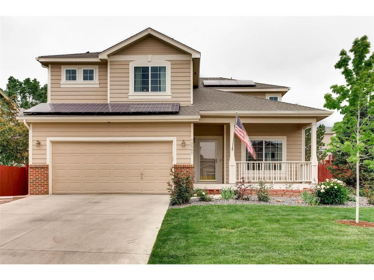 10507 W Cooper Drive, Littleton, CO 80127 (MLS #6353623) :: 8z Real Estate