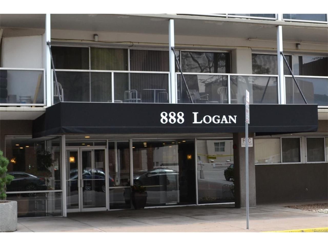 888 N Logan Street 4E, Denver, CO 80203 (MLS #6369729) :: 8z Real Estate