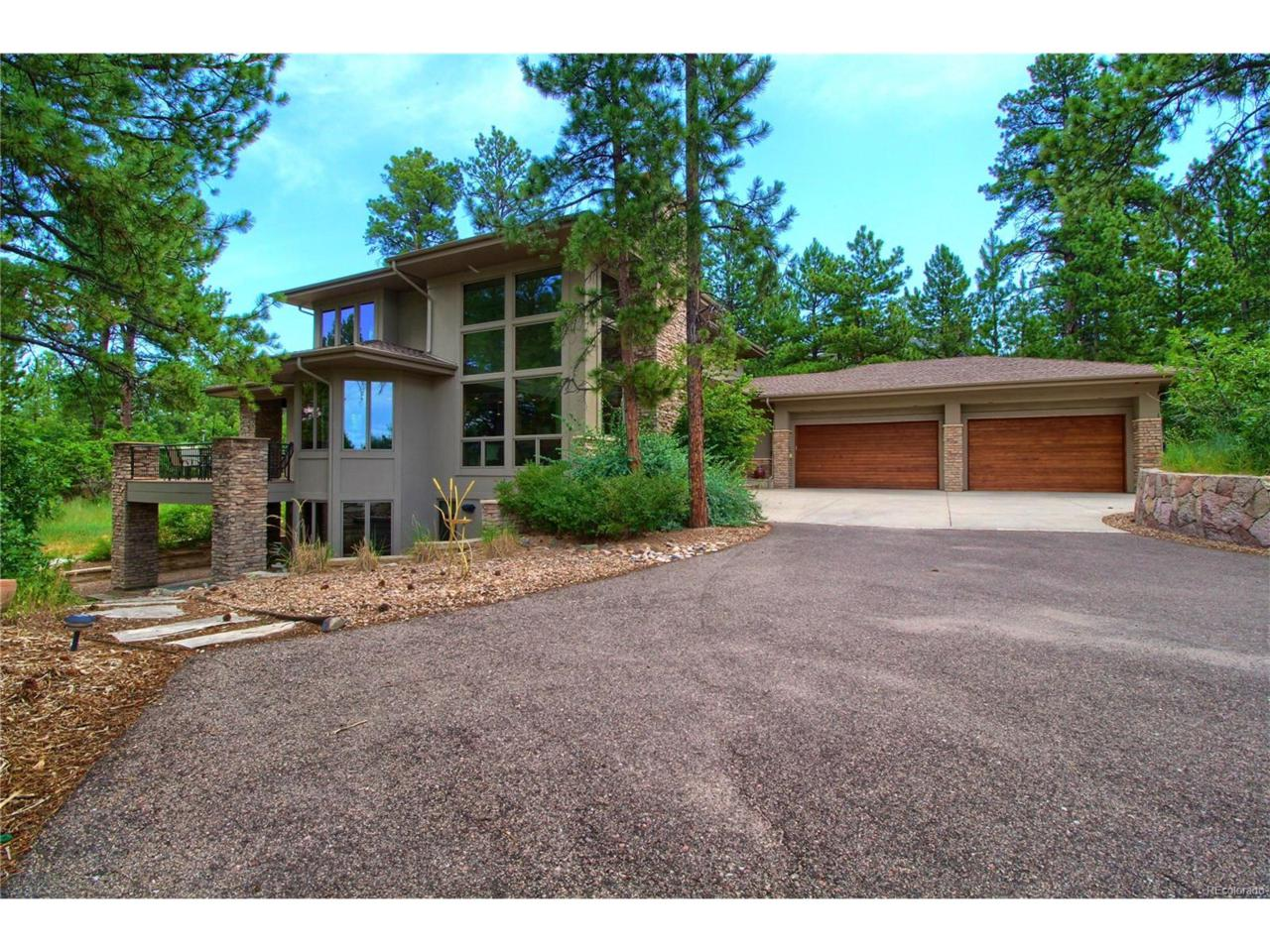 967 Country Club Parkway, Castle Rock, CO 80108 (MLS #6389466) :: 8z Real Estate