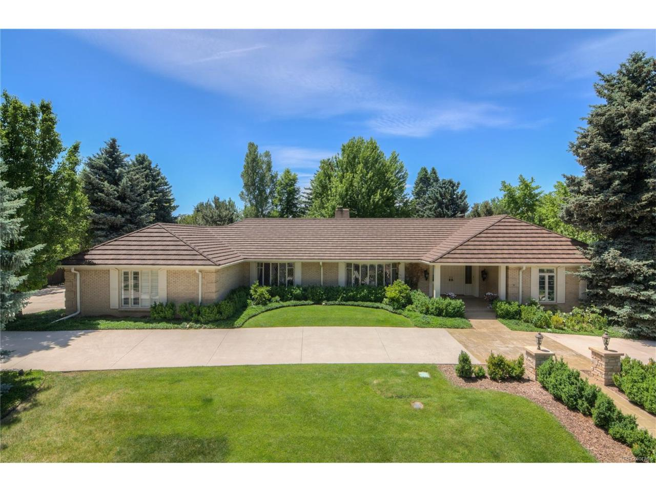 5010 Nassau Circle, Englewood, CO 80113 (MLS #6402762) :: 8z Real Estate