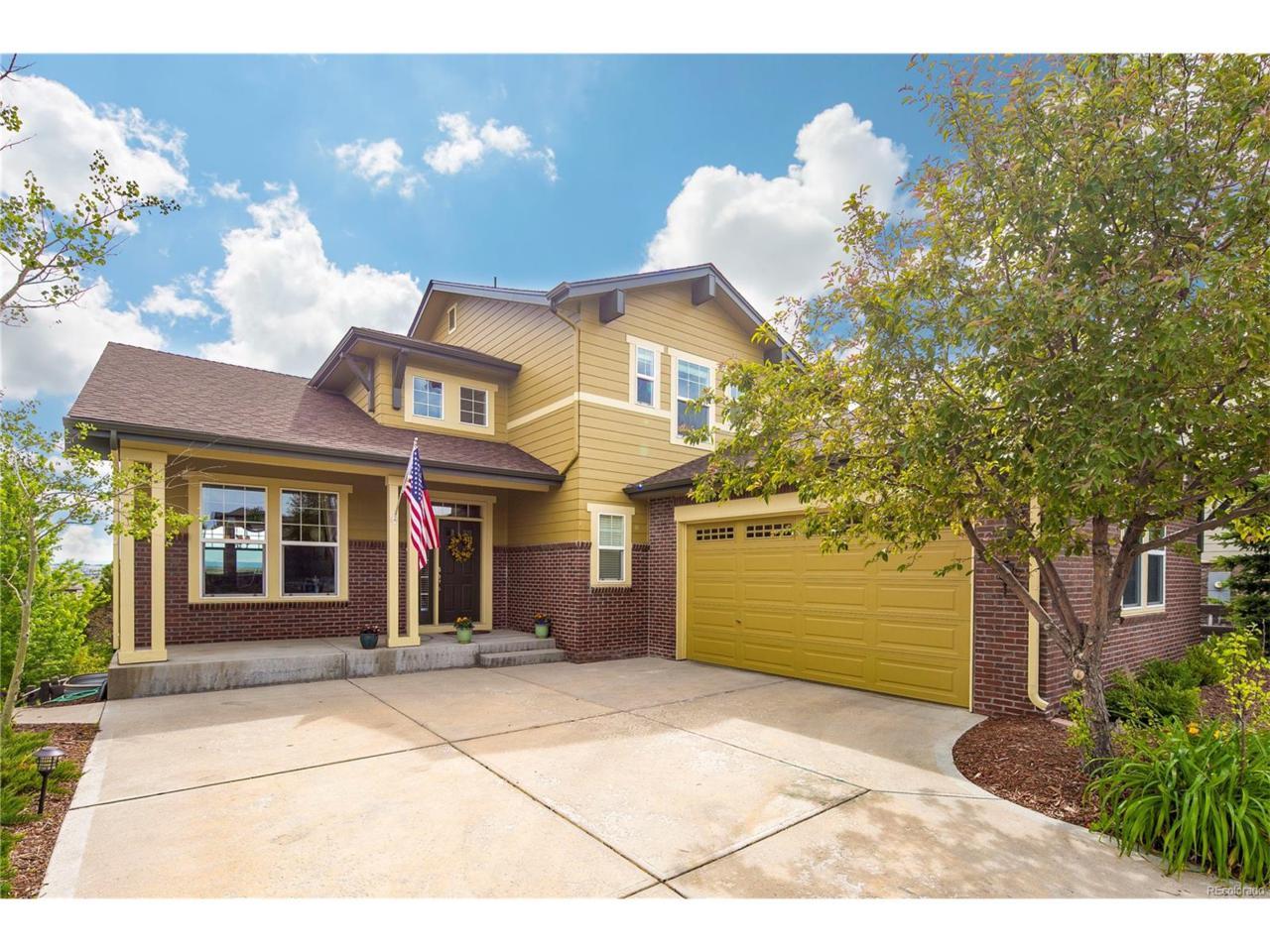 6891 S Haleyville Court, Aurora, CO 80016 (MLS #6414652) :: 8z Real Estate