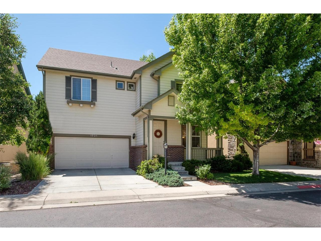 1731 S Poplar Way, Denver, CO 80224 (MLS #6455593) :: 8z Real Estate