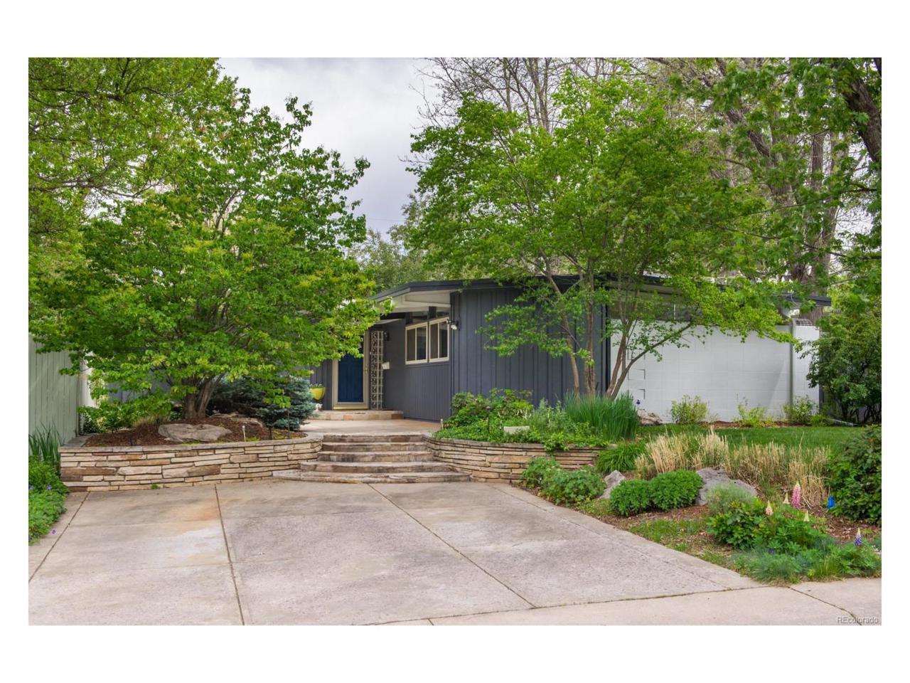 1416 S Elm Street, Denver, CO 80222 (MLS #6464037) :: 8z Real Estate