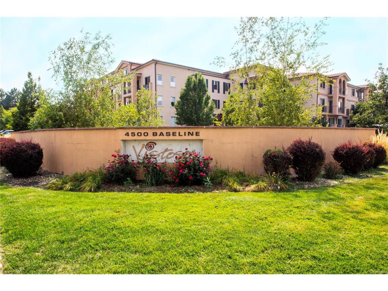 4500 Baseline Road #2301, Boulder, CO 80303 (MLS #6479326) :: 8z Real Estate