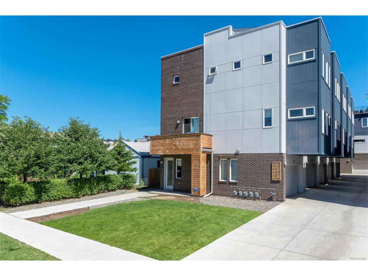 3433 W 16th Avenue, Denver, CO 80204 (MLS #6480522) :: 8z Real Estate