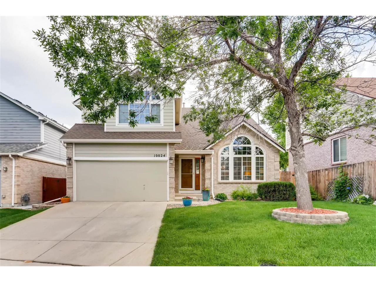 10024 W 81st Circle, Arvada, CO 80005 (MLS #6519475) :: 8z Real Estate