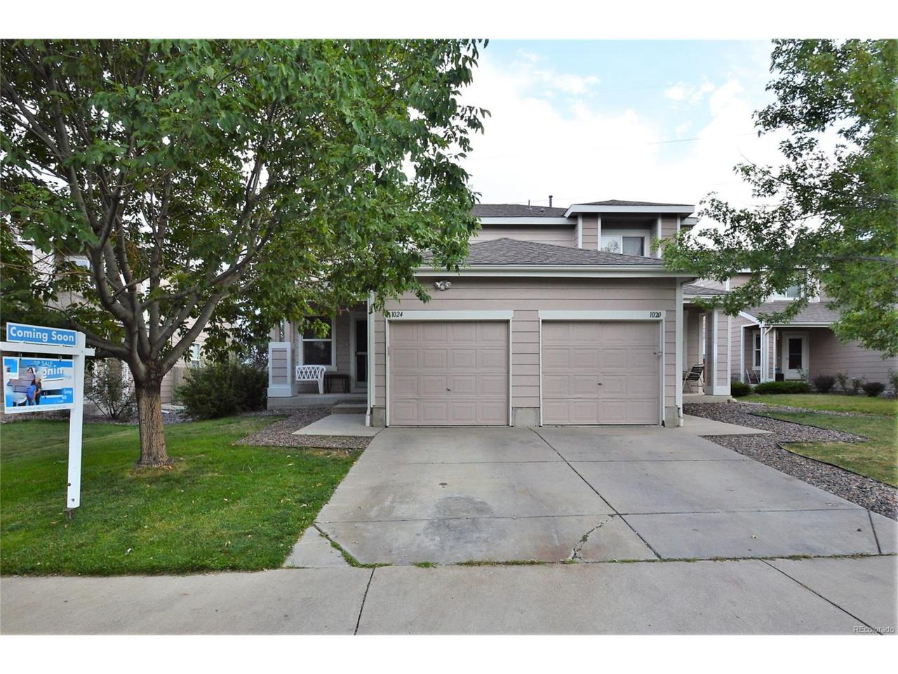 1024 E 78th Place, Thornton, CO 80229 (MLS #6529632) :: 8z Real Estate
