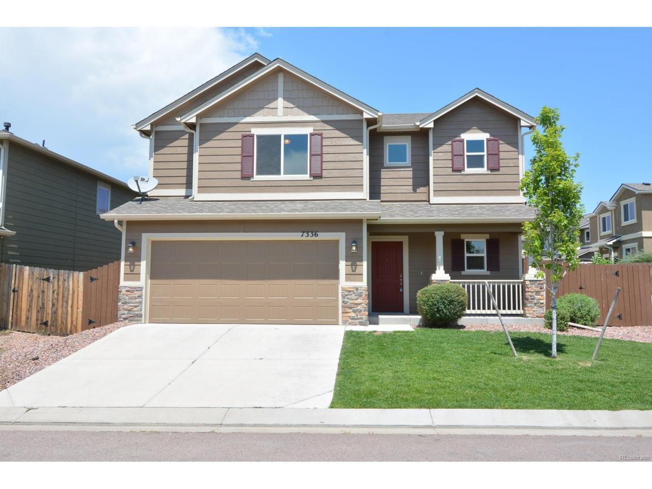 7336 Axis Point, Colorado Springs, CO 80922 (MLS #6550197) :: 8z Real Estate