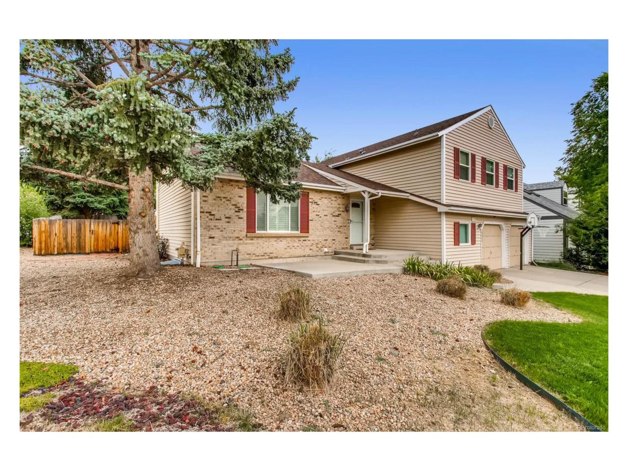 6837 S Hudson Street, Centennial, CO 80122 (MLS #6613672) :: 8z Real Estate