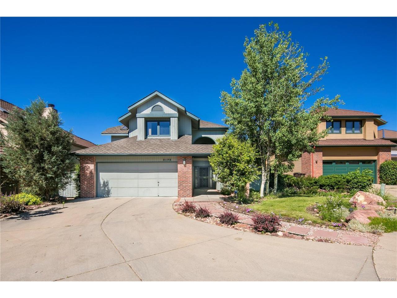 3178 Redstone Road, Boulder, CO 80305 (MLS #6640355) :: 8z Real Estate