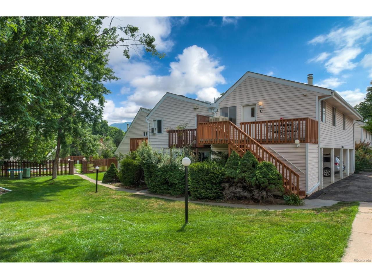 3660 Iris Avenue C, Boulder, CO 80301 (MLS #6646364) :: 8z Real Estate