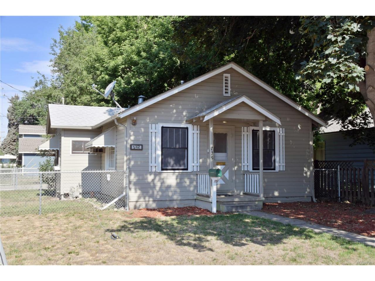 725 Washington Avenue, Loveland, CO 80537 (MLS #6649632) :: 8z Real Estate