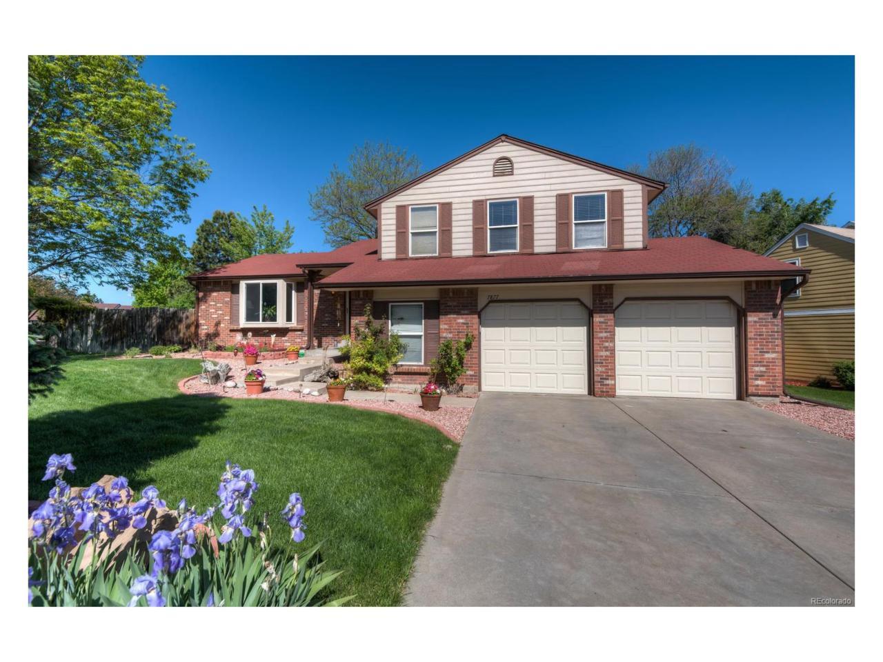 7877 S Logan Drive, Littleton, CO 80122 (MLS #6650381) :: 8z Real Estate