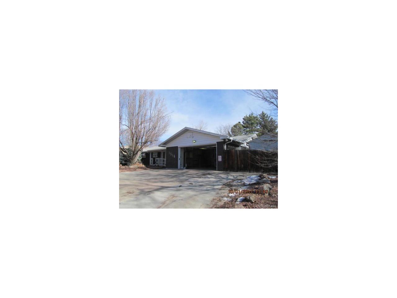 1516 S Ingalls Street, Lakewood, CO 80232 (#6654446) :: Thrive Real Estate Group