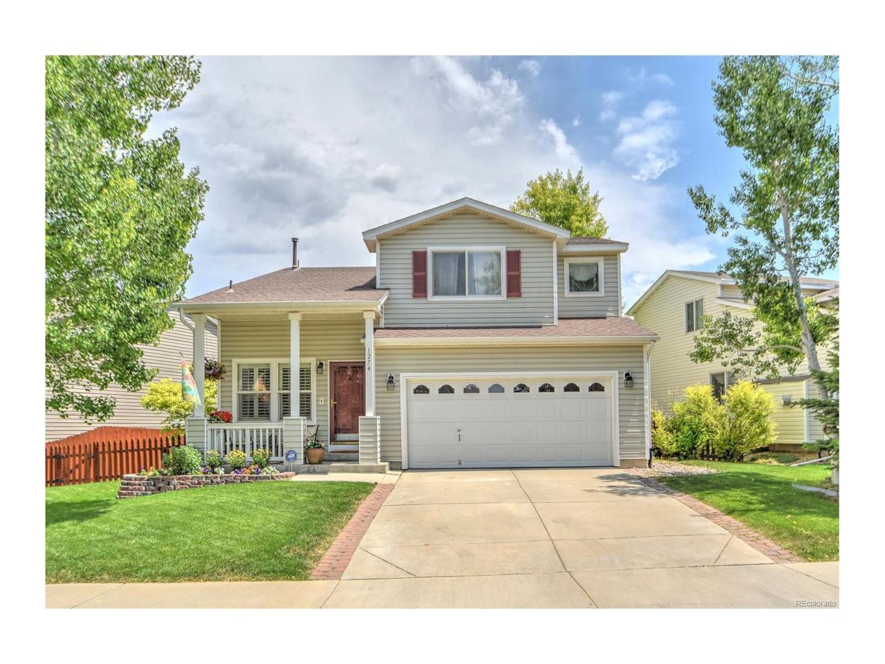 1274 Monarch Drive, Longmont, CO 80504 (MLS #6668285) :: 8z Real Estate