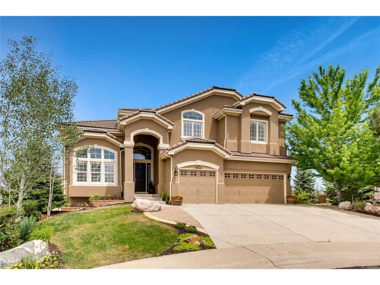6523 Tapadero Place, Castle Pines, CO 80108 (MLS #6691067) :: 8z Real Estate