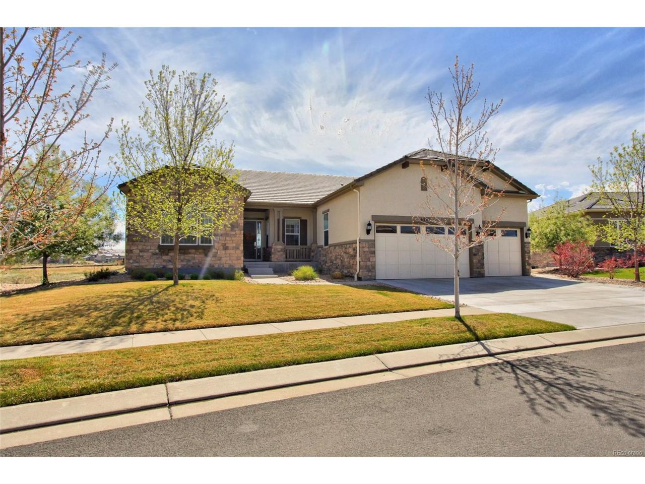 4644 Belford Circle, Broomfield, CO 80023 (MLS #6717489) :: 8z Real Estate