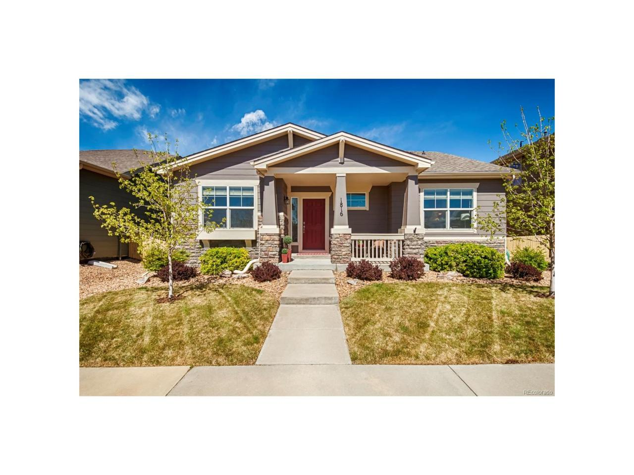 1816 Whitefeather Drive, Longmont, CO 80504 (MLS #6724616) :: 8z Real Estate