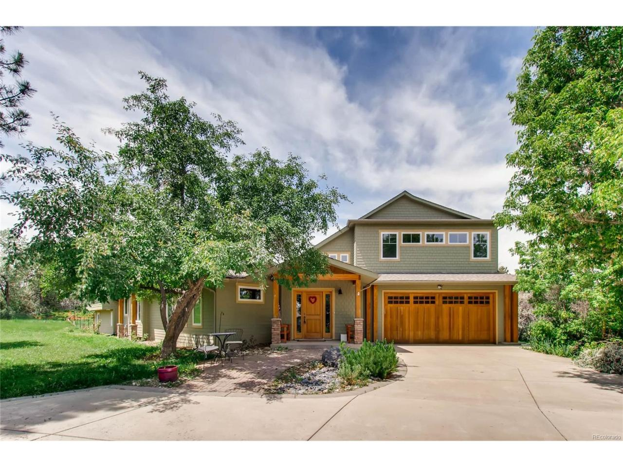 7103 Pine Cone Court, Niwot, CO 80503 (MLS #6740168) :: 8z Real Estate
