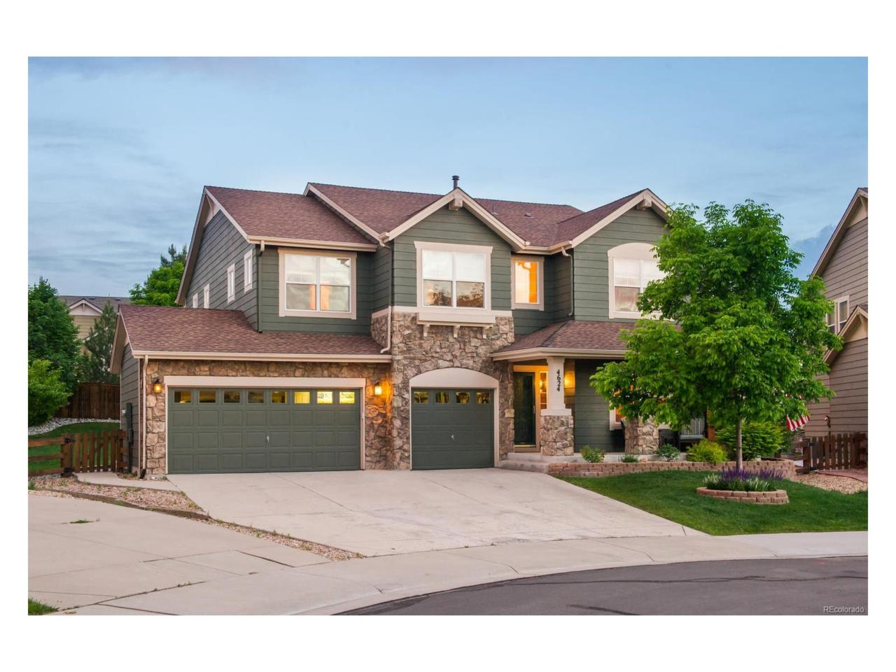 4624 Charing Court, Castle Rock, CO 80109 (MLS #6779845) :: 8z Real Estate