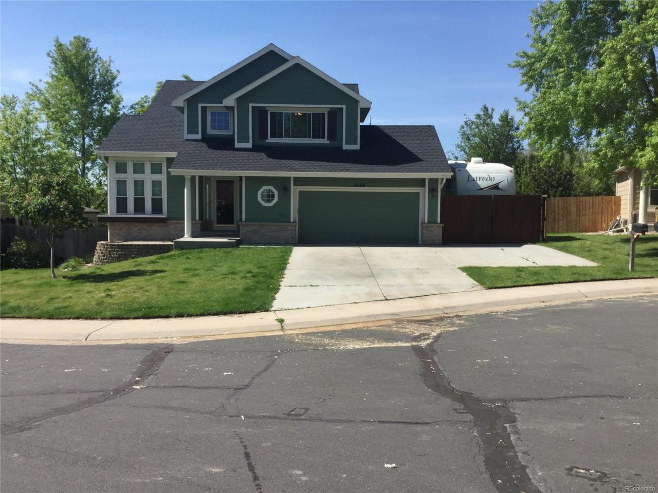 1628 E 96th Drive, Thornton, CO 80229 (MLS #6789223) :: 8z Real Estate