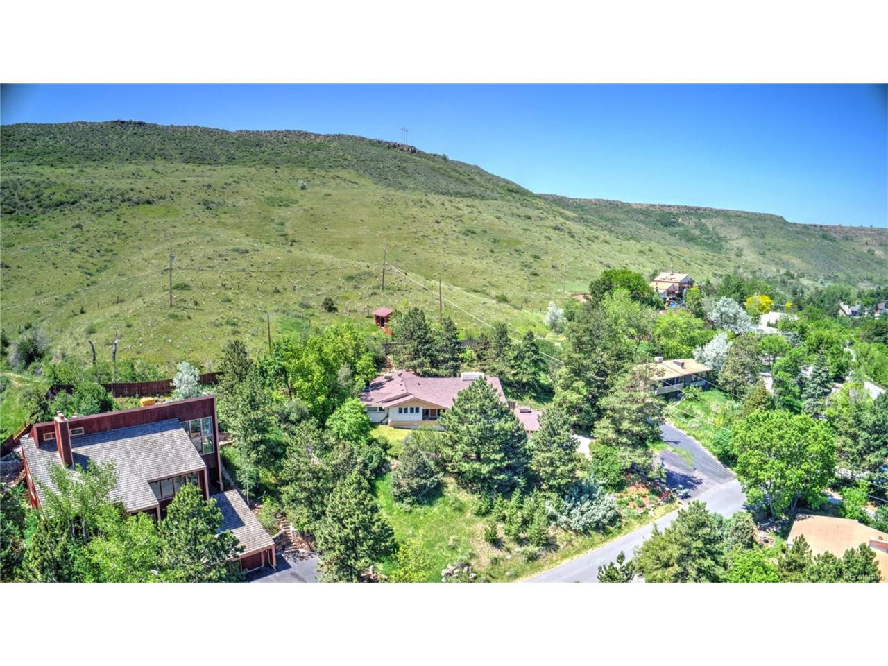 14600 Foothill Road, Golden, CO 80401 (MLS #6842208) :: 8z Real Estate