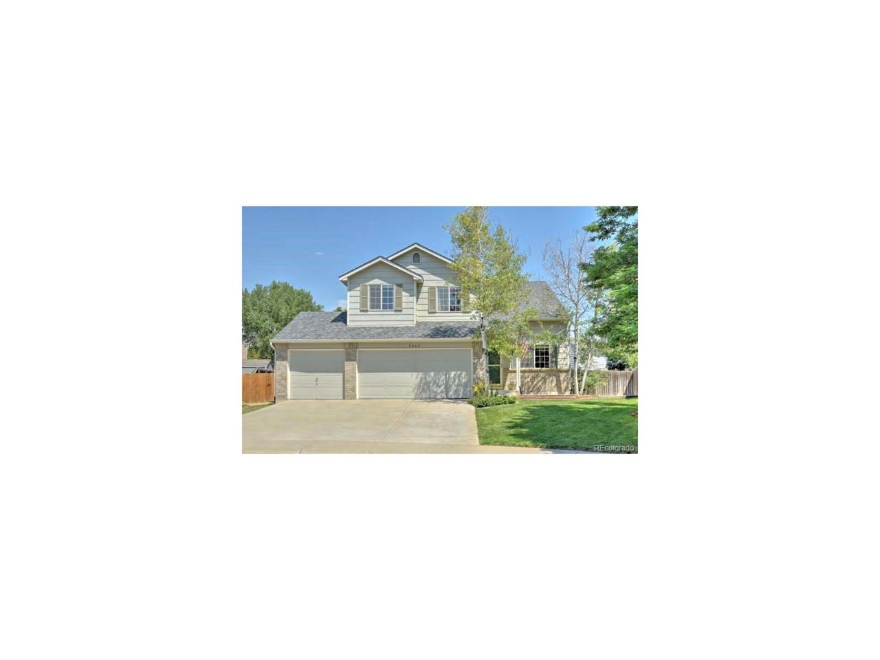 5463 E 128th Court, Thornton, CO 80241 (MLS #6882833) :: 8z Real Estate