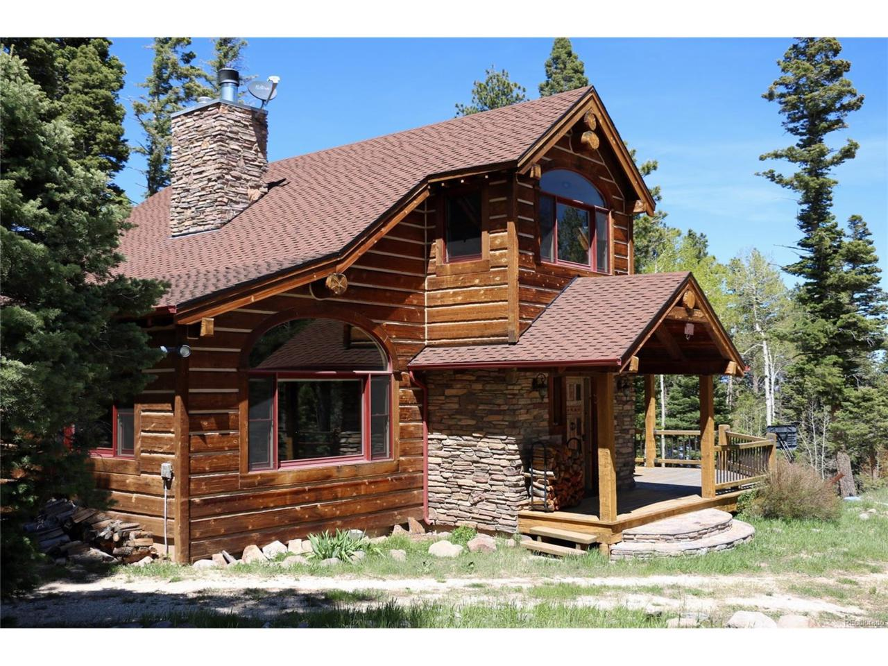 63 Horn View Road, Westcliffe, CO 81252 (MLS #6939753) :: 8z Real Estate