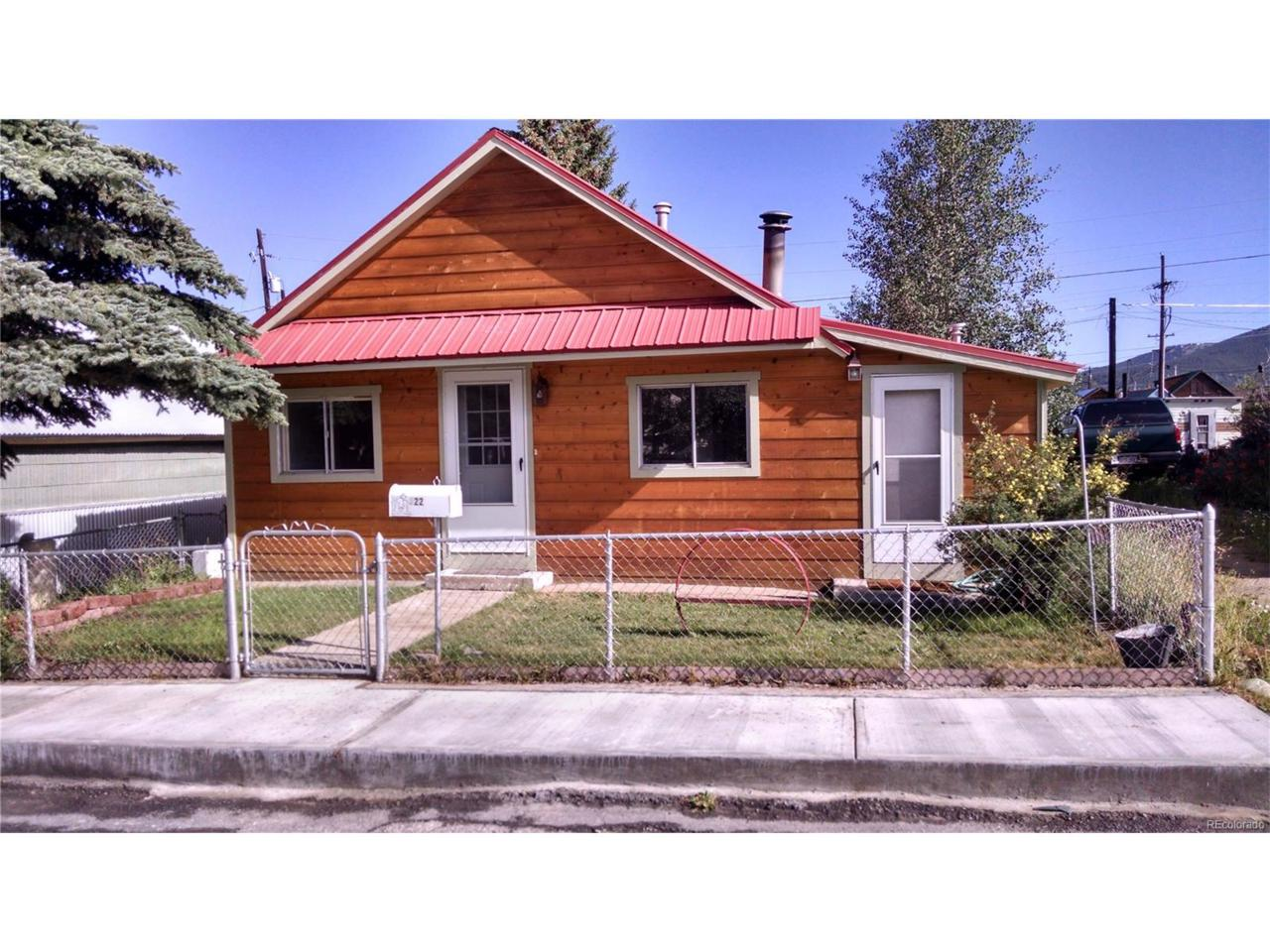122 E 11th Street, Leadville, CO 80461 (MLS #6944284) :: 8z Real Estate