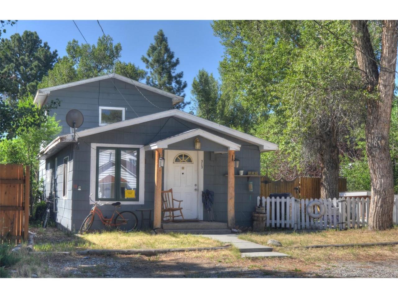 313 Arkansas Street, Buena Vista, CO 81211 (MLS #6944316) :: 8z Real Estate
