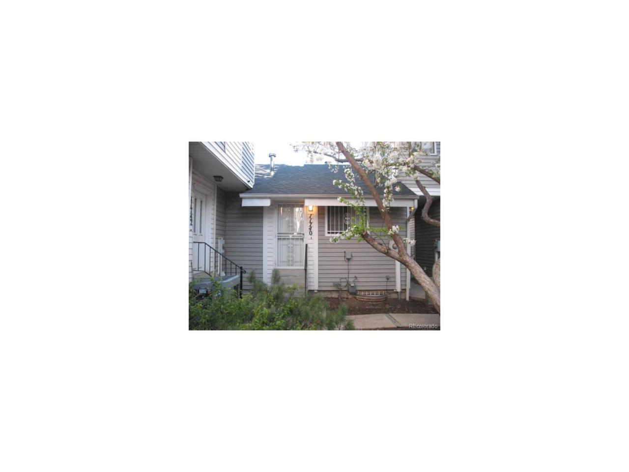 11740 E Cedar Avenue, Aurora, CO 80012 (#6946648) :: The DeGrood Team