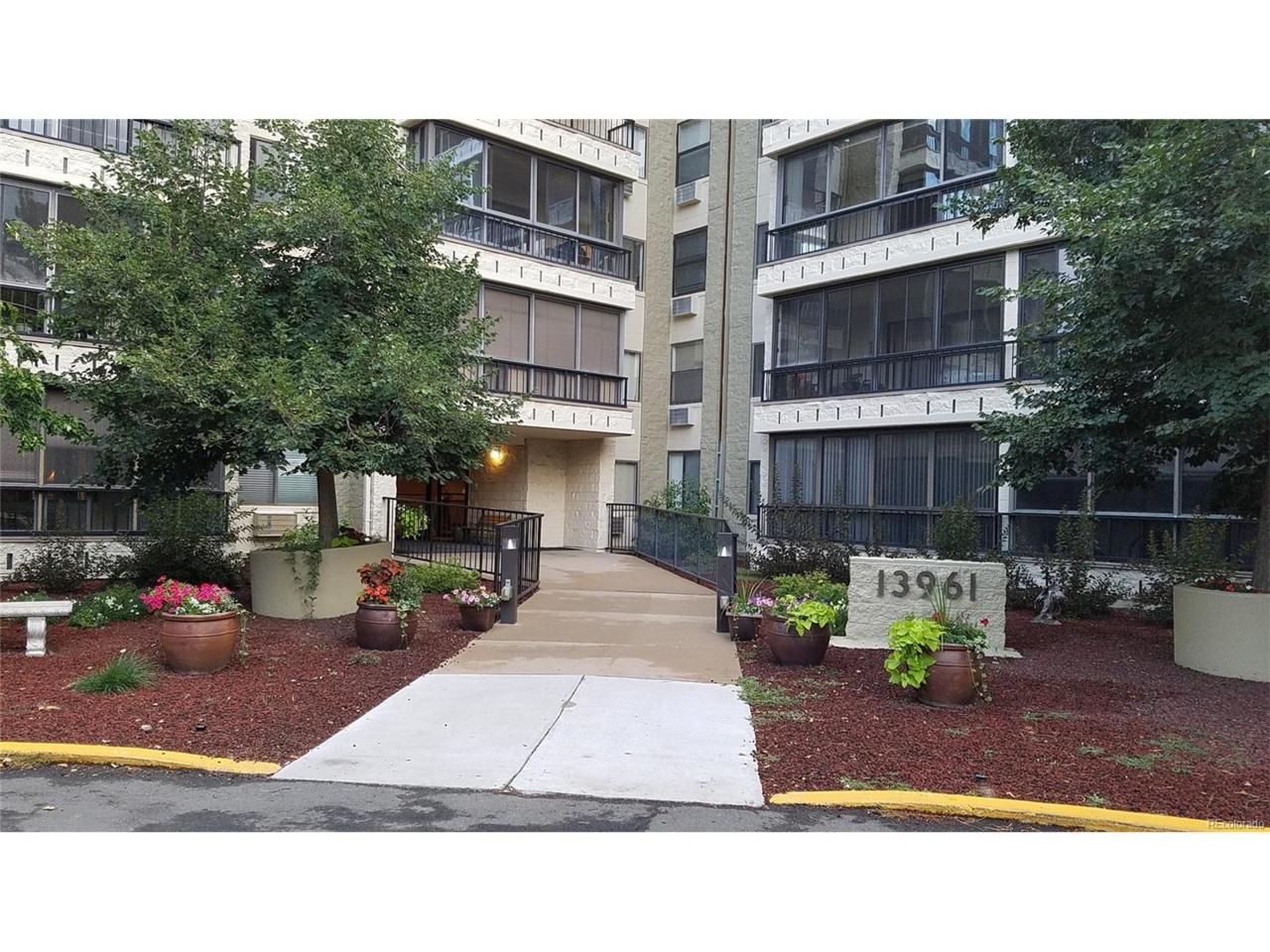 13961 E Marina Drive #412, Aurora, CO 80014 (MLS #6947951) :: 8z Real Estate