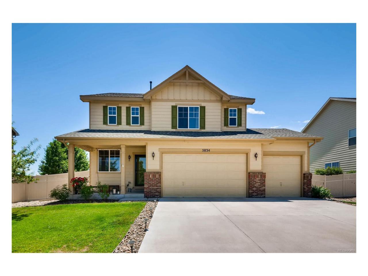 5834 Twilight Avenue, Firestone, CO 80504 (MLS #6950183) :: 8z Real Estate