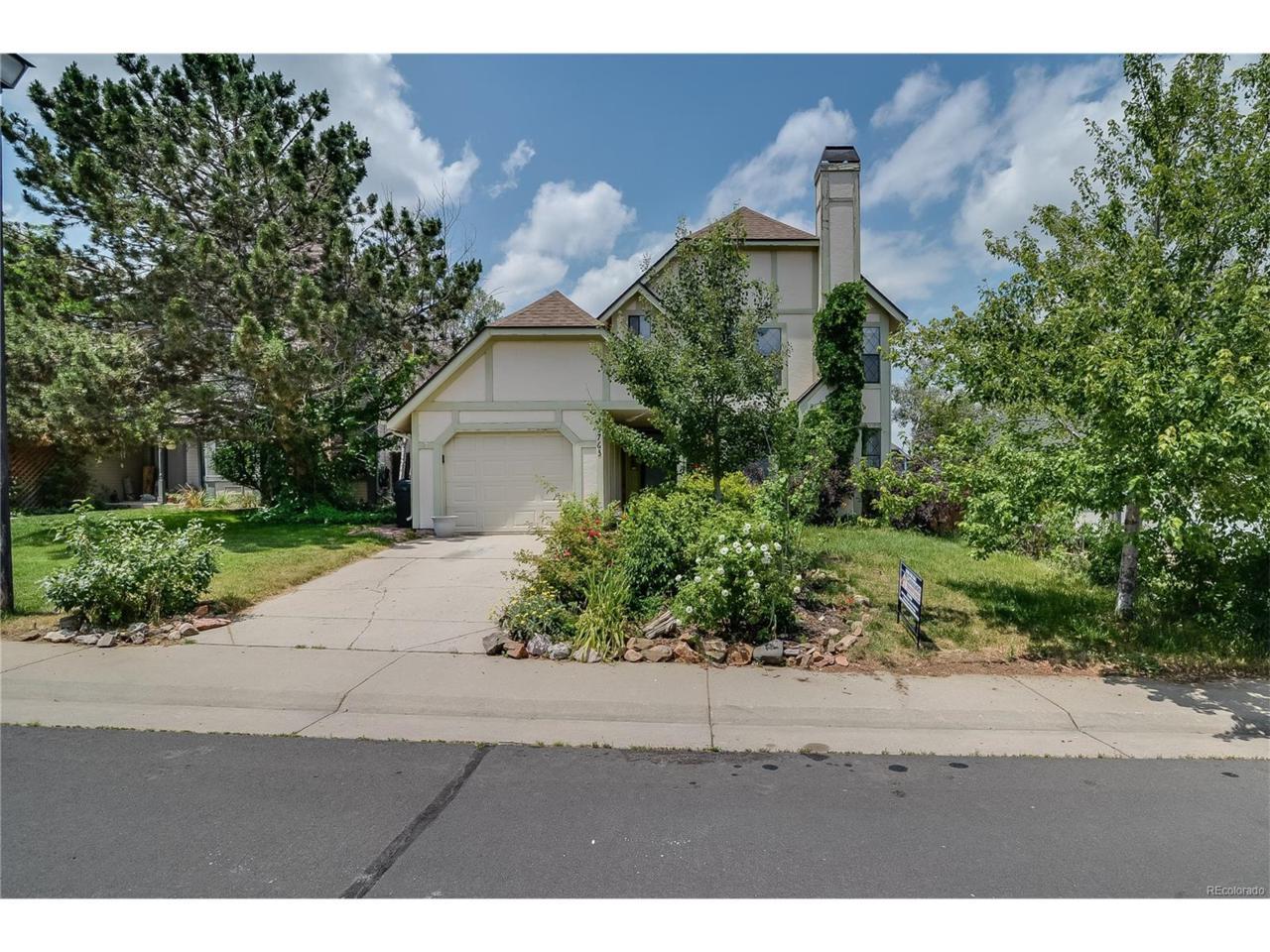 4763 S Yampa Street, Aurora, CO 80015 (MLS #6961970) :: 8z Real Estate