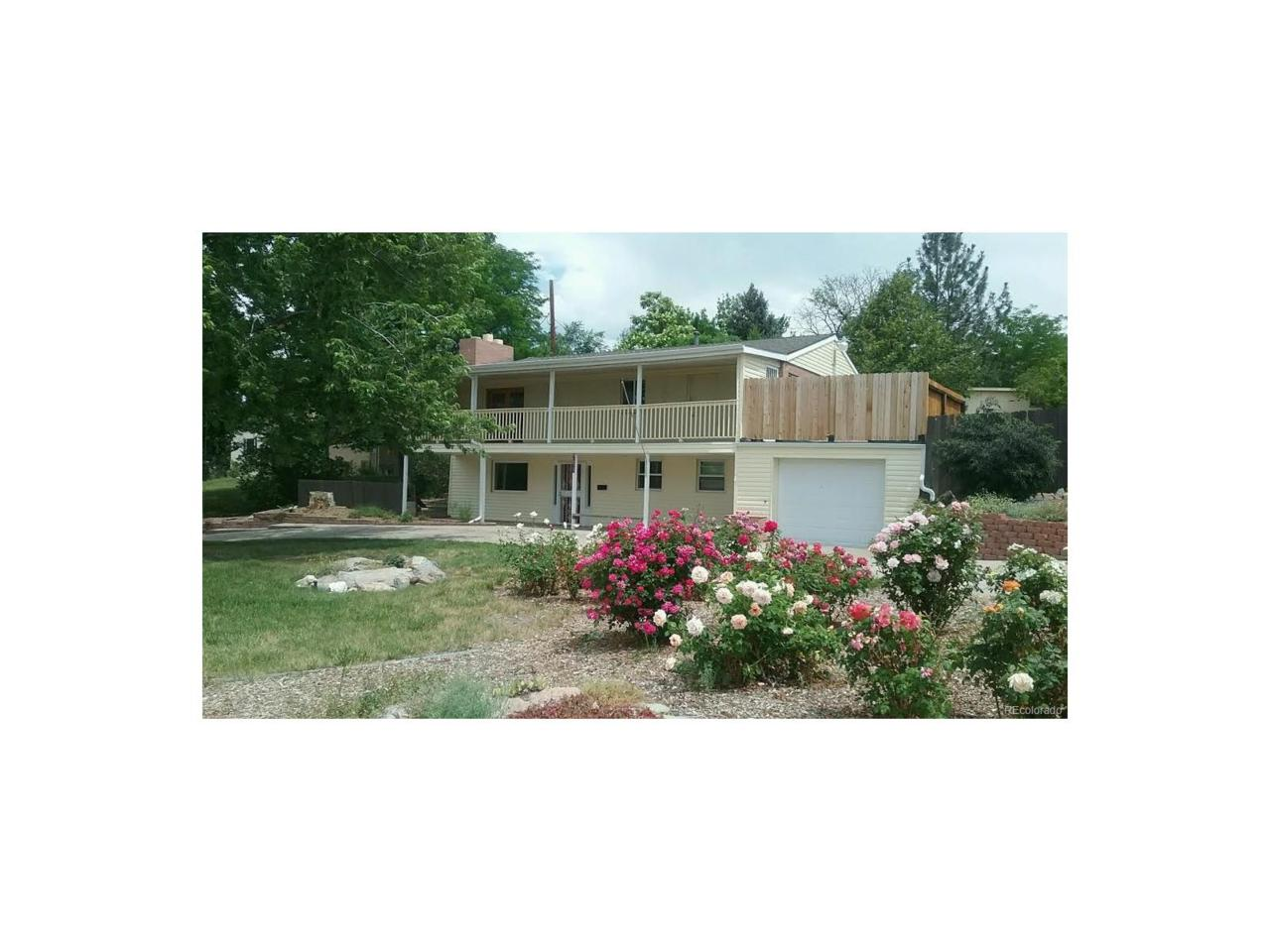 5960 Clear Creek Drive, Denver, CO 80212 (MLS #6978399) :: 8z Real Estate