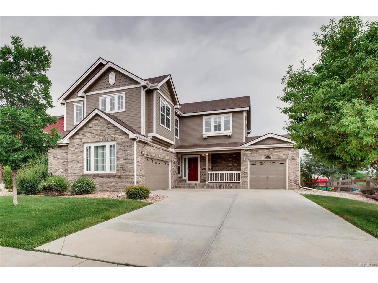 23822 E 2nd Drive, Aurora, CO 80018 (MLS #6990365) :: 8z Real Estate