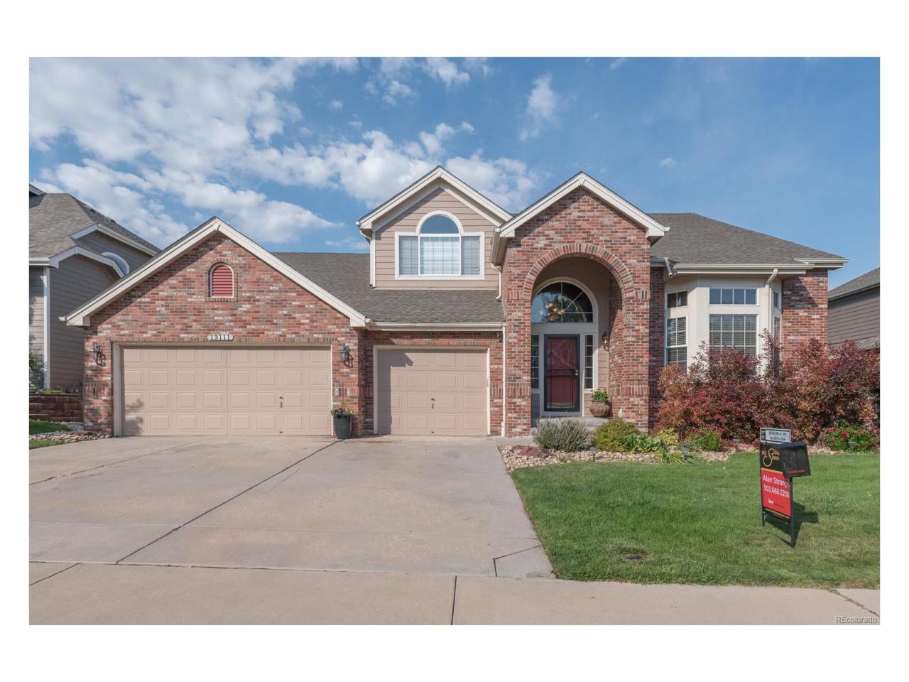 13111 Logan Street, Thornton, CO 80241 (MLS #6999010) :: 8z Real Estate