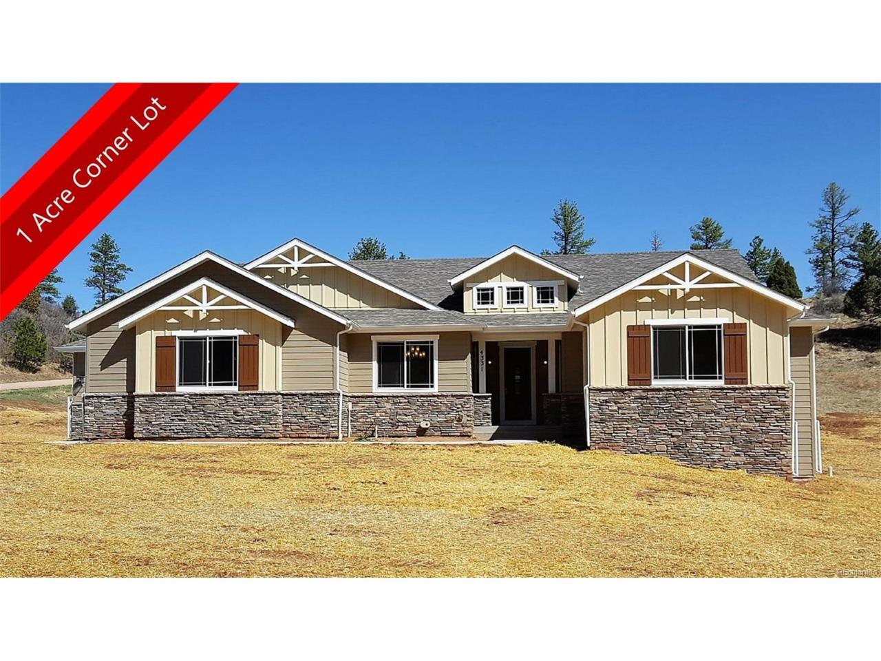 4331 Mohawk Drive, Larkspur, CO 80118 (MLS #7008149) :: 8z Real Estate