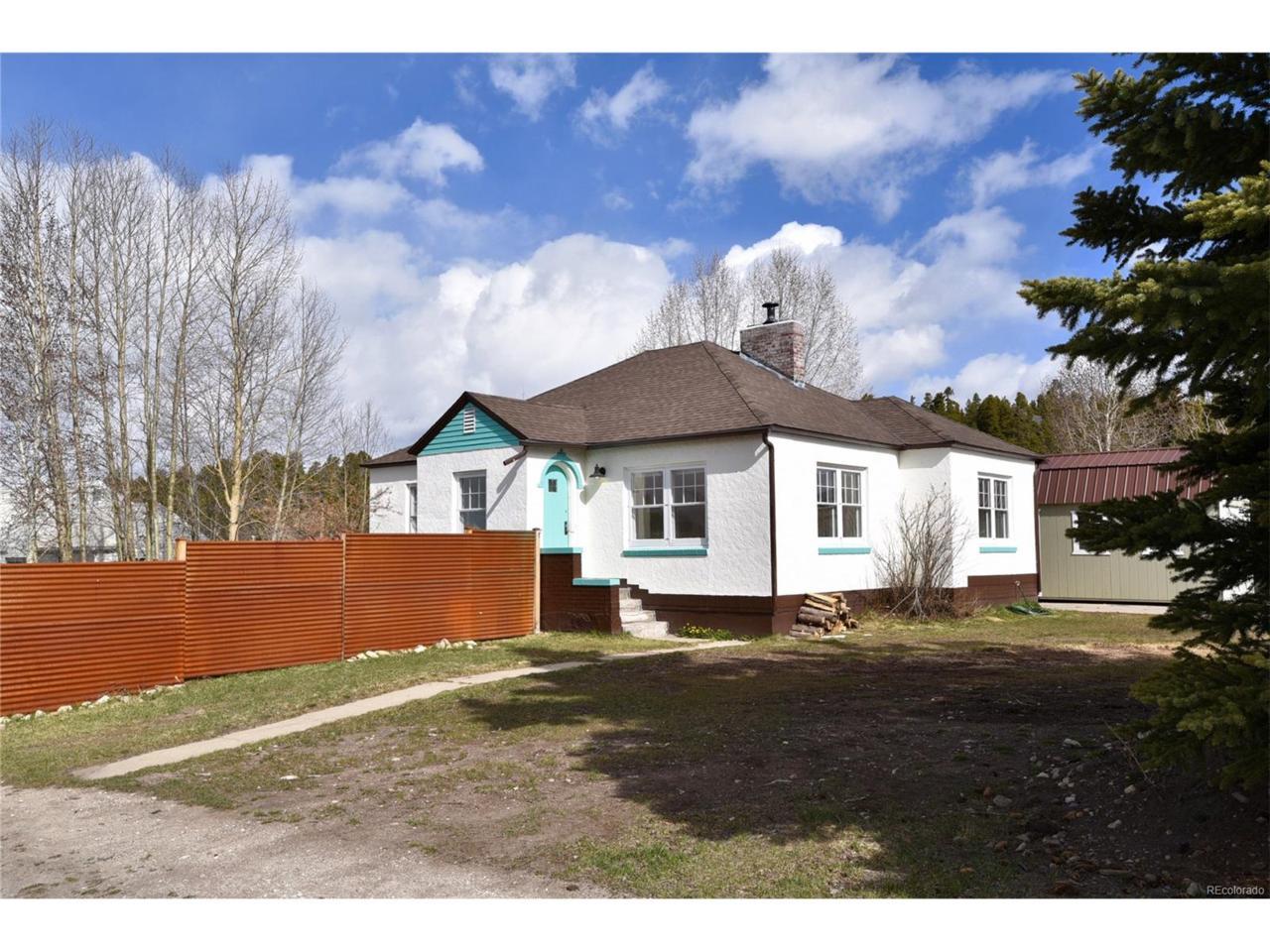 1700 Harrison Avenue, Leadville, CO 80461 (MLS #7032140) :: 8z Real Estate