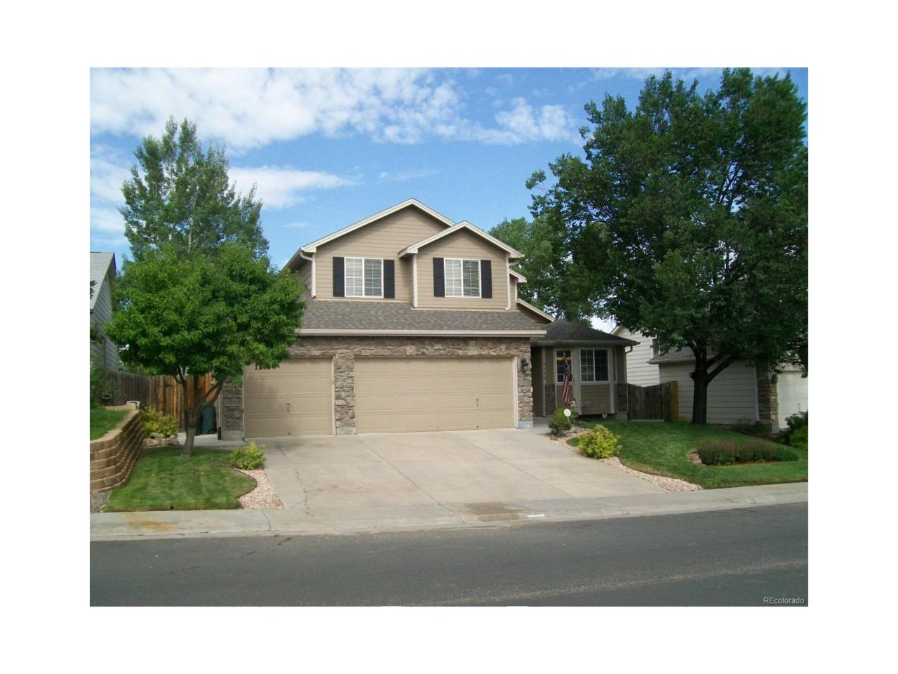 5153 S Ukraine Street, Aurora, CO 80015 (MLS #7048505) :: 8z Real Estate