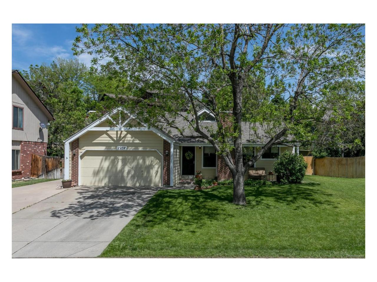 7254 S Houstoun Waring Circle, Littleton, CO 80120 (MLS #7054499) :: 8z Real Estate