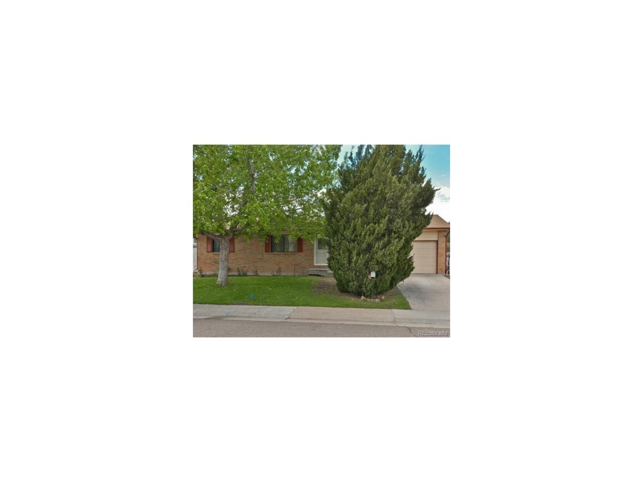 233 N 17th Court, Brighton, CO 80601 (MLS #7085436) :: 8z Real Estate