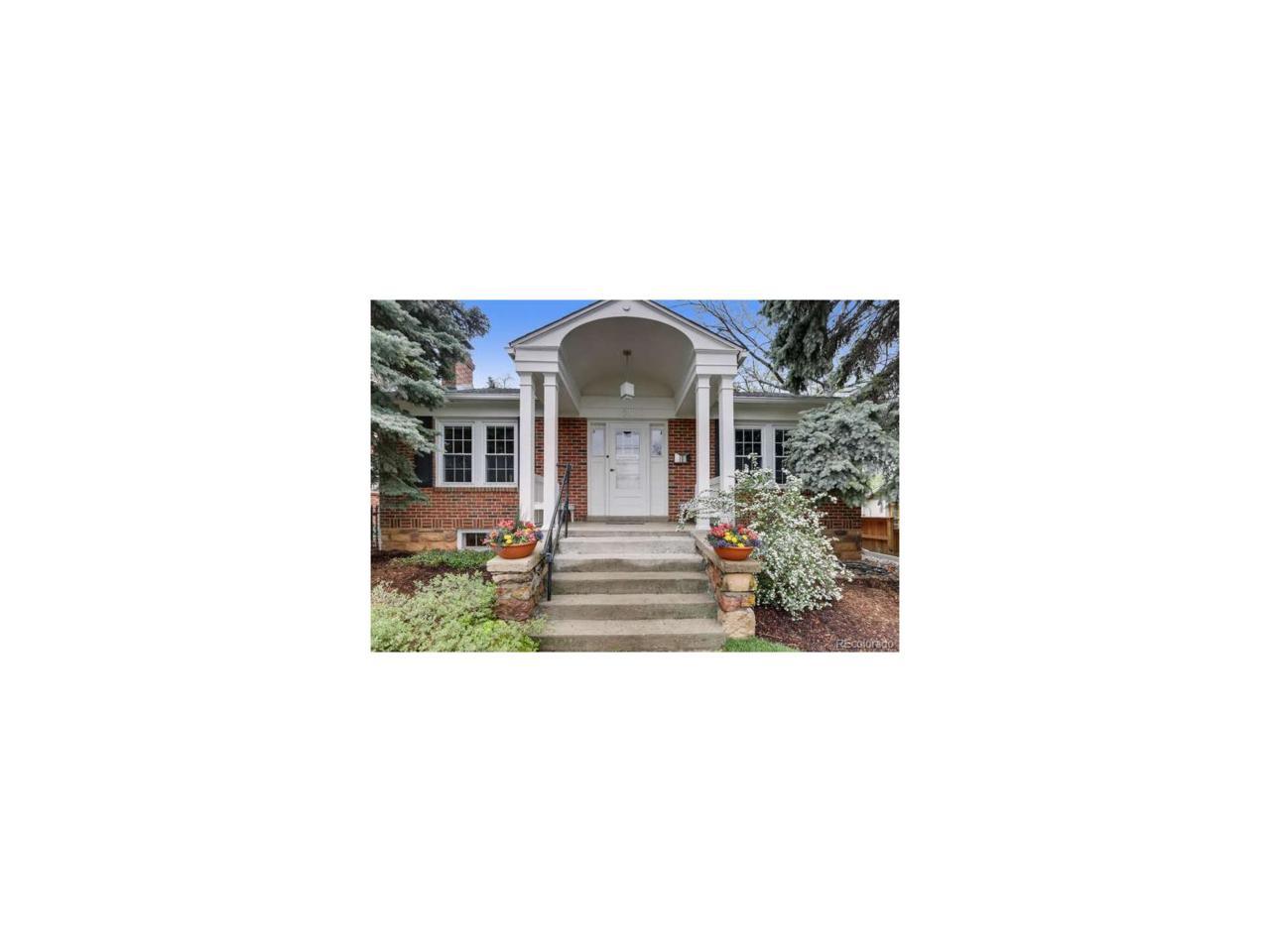 711 16th Street, Boulder, CO 80302 (MLS #7093815) :: 8z Real Estate