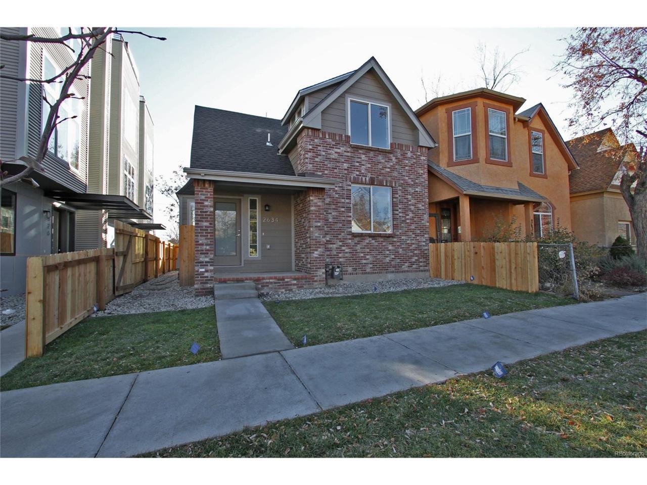 2634 W 27th Avenue, Denver, CO 80211 (MLS #7107998) :: 8z Real Estate
