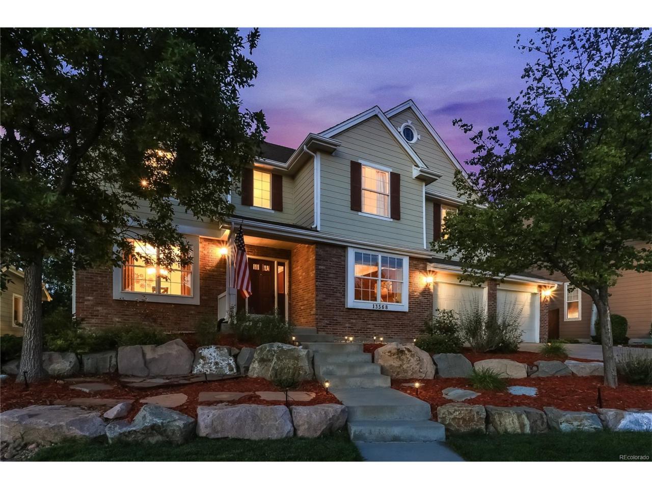 13568 Detroit Street, Thornton, CO 80241 (MLS #7158190) :: 8z Real Estate