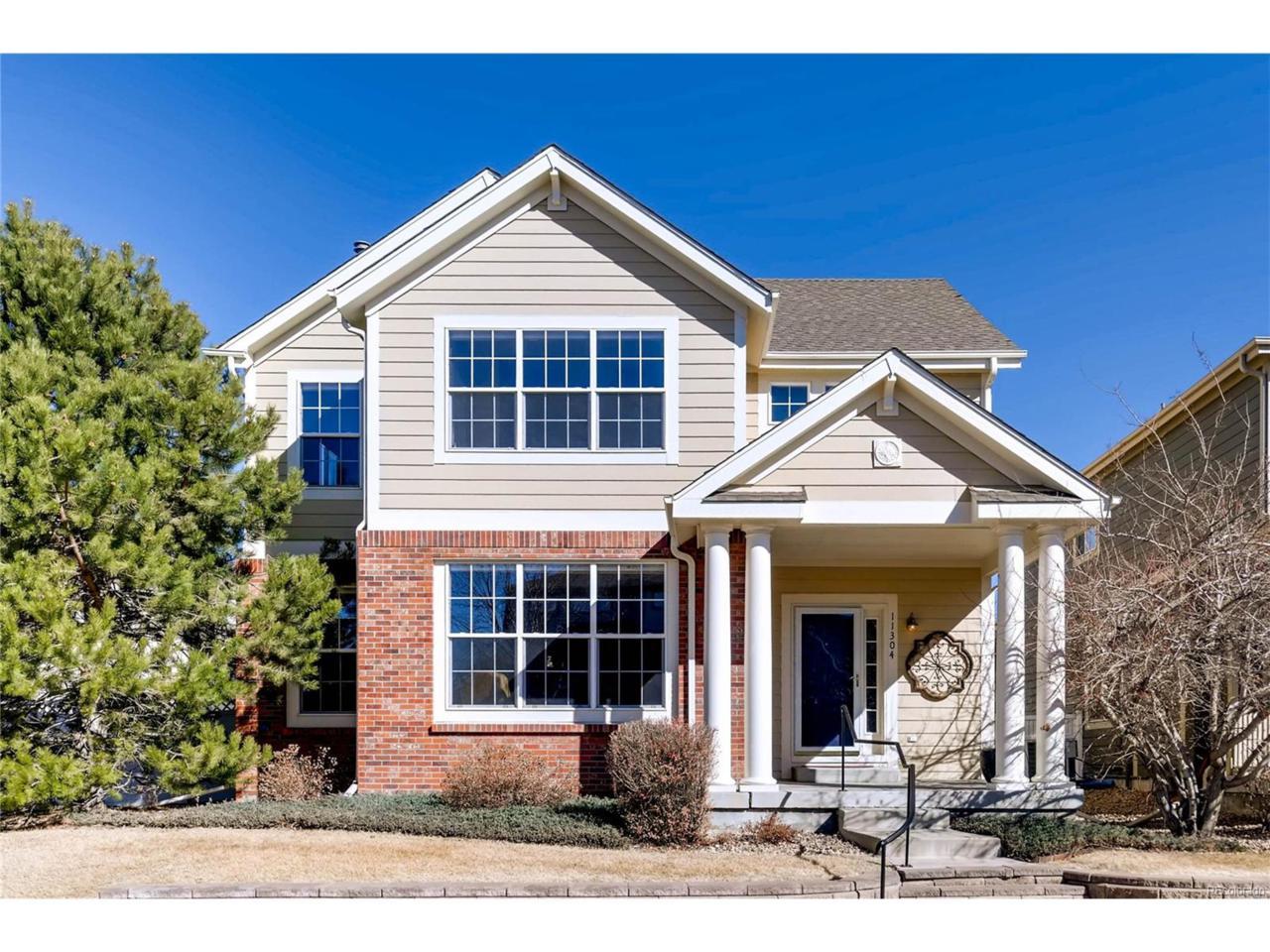 11304 S Fire Rock Drive, Parker, CO 80134 (MLS #7170604) :: 8z Real Estate