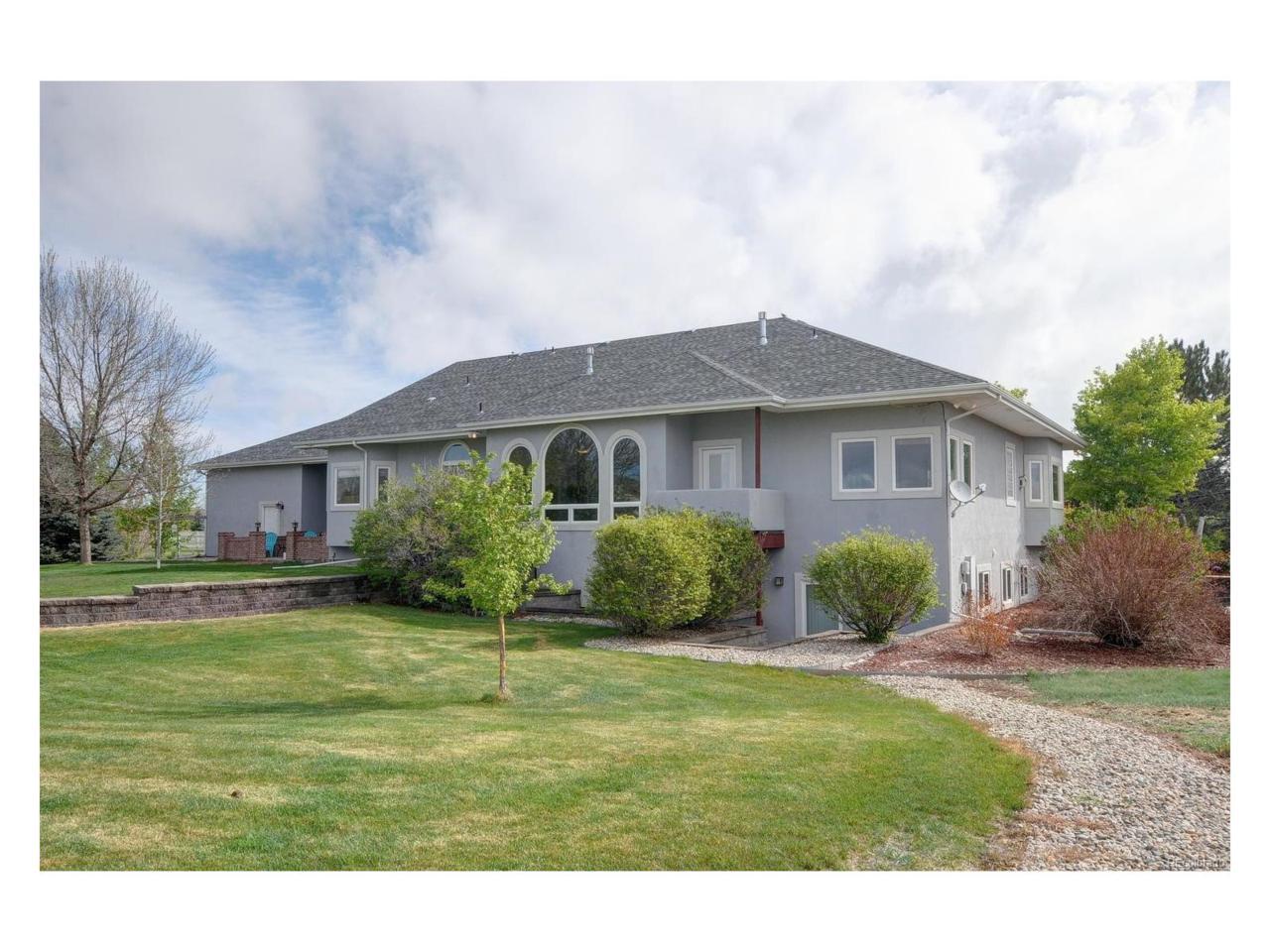 1235 Hilltop Drive, Windsor, CO 80550 (MLS #7191552) :: 8z Real Estate