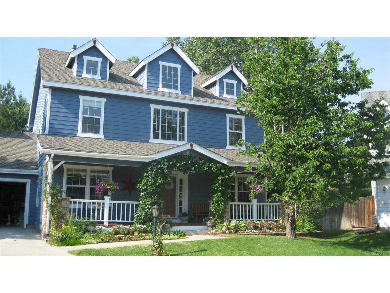 12895 S Crazy Horse Court, Parker, CO 80134 (MLS #7197891) :: 8z Real Estate